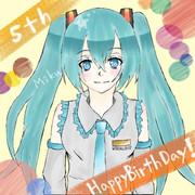 ミクちゃん誕生日 5th