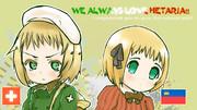 WE ALWAYS LOVE HETARIA!!