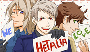 WE LOVE HETALIA