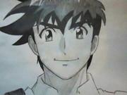 「メジャー」 茂野吾郎を描いてみた