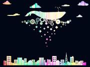 夢を運ぶクジラ