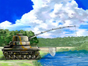 設計班「釣り専用戦車を設計しました!」 戦車長「!!!!」