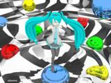 【MMD×Blender】初音ミク(3)