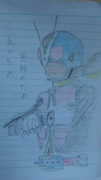 ライダーマン(アナログ)