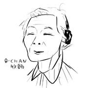 Q-CHAN牧師
