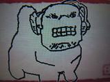 愛犬ロボ「バッキュマン」