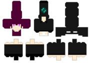 【Minecraft×ペパクラ】エンダーパーカーVER1