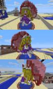 minecraftで八雲紫