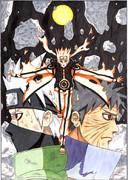 【NARUTO】第四次忍界大戦佳境突入記念作品