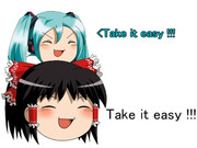 Take it easy!!!