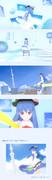 【第9回MMD杯Ex】 夏の終わり -カフカなる群青へ-