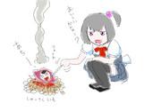 ドリクリ焼き芋