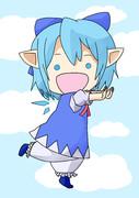 ⑨の日の妖精さん!