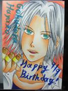 ごっきゅんお誕生日おめでとう!【遅れた】