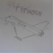 Typhoon 濃さ修正版