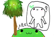 成長  ※木がメインです