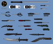 STARS 刃物武器