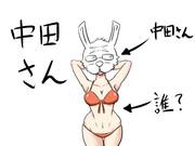 本放送マスコットキャラクター【中田さん】