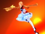 【MMD】レア様は金の斧がお気に召したようです【女神ゆかりんの金の斧】