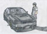 B4。 これ俺の車(ガチ