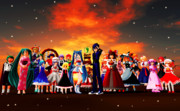 第9回MMD杯 敢闘賞  FULLイメージ