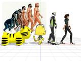 【MMD】進化論【TIGER&BUNNY】