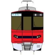 【架空鉄道】 名鉄9000系