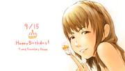 TTフォンみこと、お誕生日おめでとう!