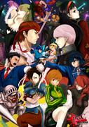 Persona VS CAPCOM The ULTIMATE in MAYONAKA ARENA