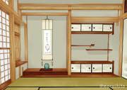 和室(床の間)