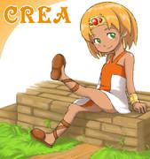 クレア(子供)