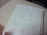 手書きオリプリ