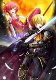 剣士と魔法少女