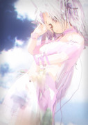 【MMD】空と少女【銀次郎】