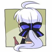 【フリーアイコン】弱音ハク