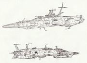 F型&A型主力駆逐艦「自作艦」