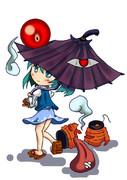 小傘ちゃんメモ