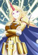 東方黄金聖闘士 牡牛座の勇儀