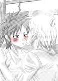 不意のキス