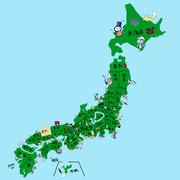 新日本地図(再)