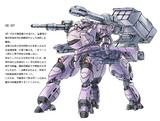 装甲防御歩兵