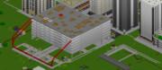 【Minecraft】新、礼幌駅 建設過程2