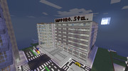 【Minecraft】新、礼幌駅(これはひどい)