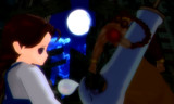 【MMD】月夜に二人【ヴァンパイアセイヴァー】