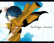 Good-bye, summer