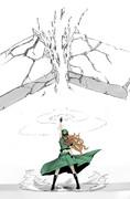 美鈴の「エイッ!♥」