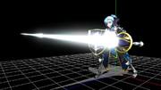 芙蓉サンの槍をルミナスで光らせる方法【講座】
