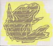 【カッティングシート】 鯛 【ステッカー】