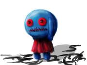 【Ib】禿げた人形