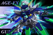 【167】ガンダムAGE-FX
